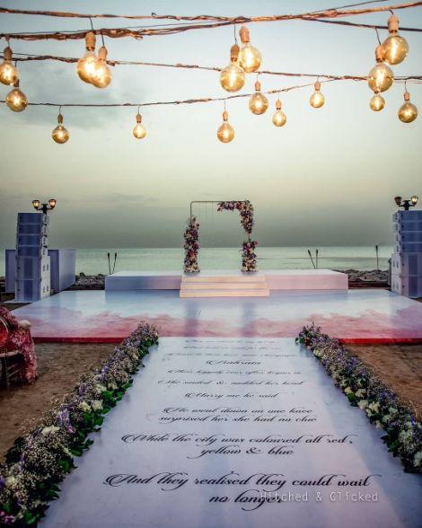 Dreamy Decor Ideas | decoration ideas trending this wedding season
