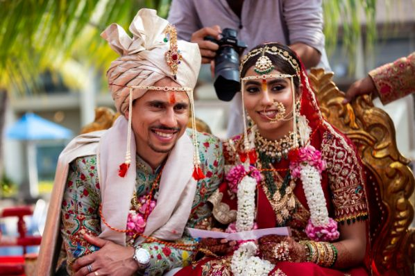 Hiral & Siddhesh's Stunning Gujarati Wedding