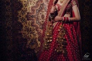 stunning bridal kaleera