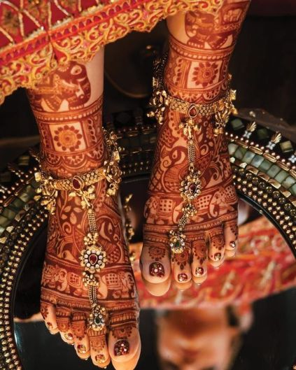 Bridal  Mehendi | Mehendi Function Mistakes