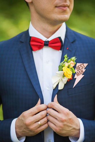 trending ideas for groomsmen at Indian weddings