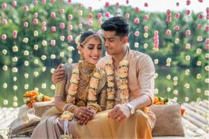South Indian Wedding with the most beautiful wedding decor