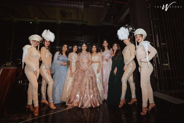 indian bridal entry ideas | Destination Wedding in Jaipur