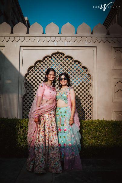 indian bride | Destination Wedding in Jaipur
