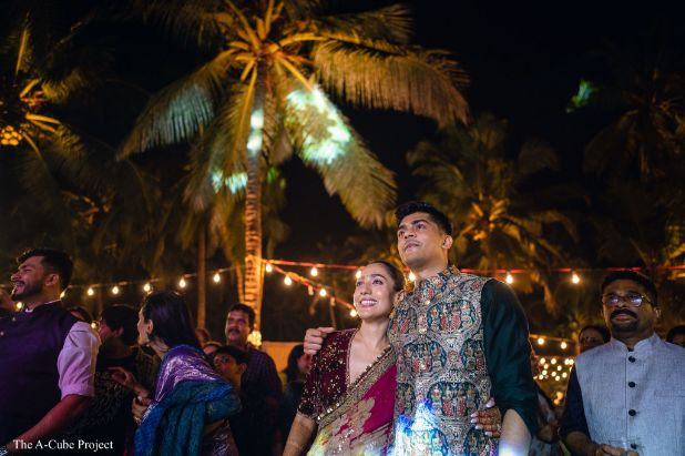 indian couple function photo shoot