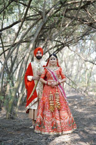 couple photoshoot | sikh wedding| Surprise Proposal