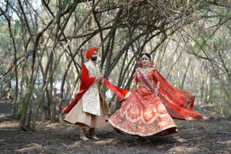 fab indian couple | Surprise Proposal