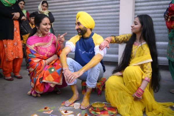 haldi celebration fun | indian wedding rituals