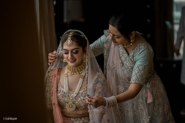 mother of the bride | Jaipur Wedding