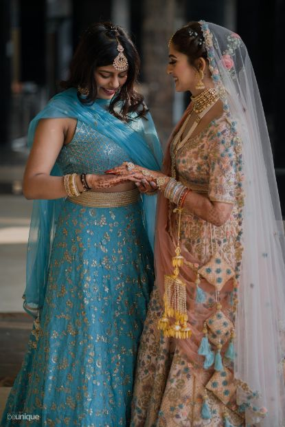 sister of the bride | candid indian wedding photography | Jaipur Wedding