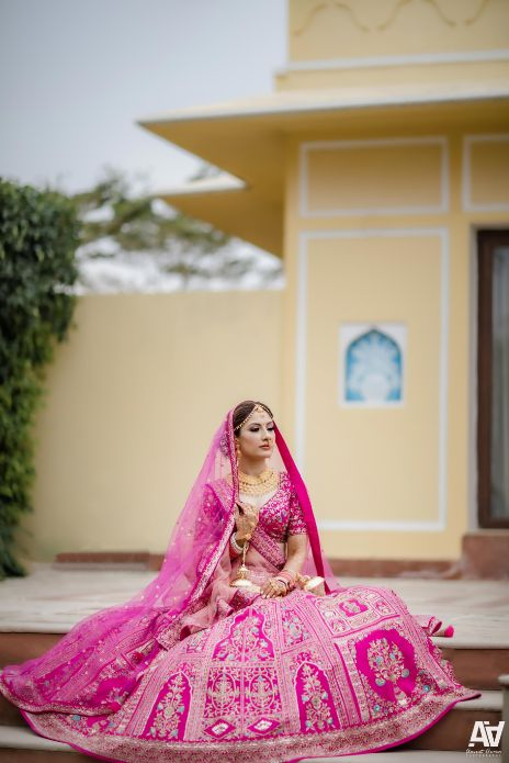 indian bridal poses | indian weddings