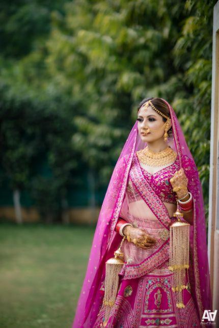 indian bride | kaleere | bridal posed