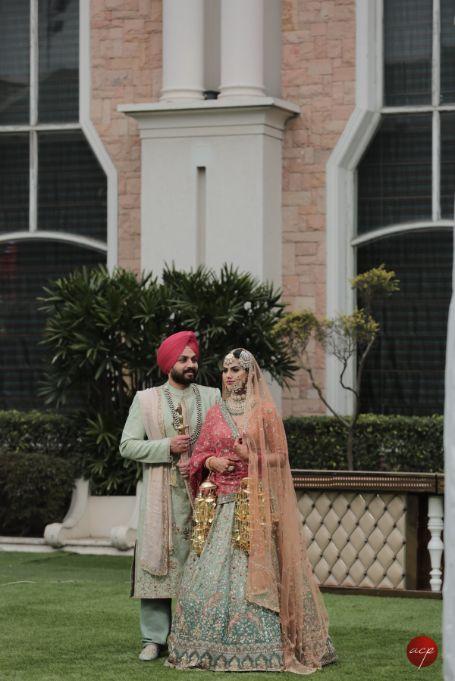 indian couple   sikh wedding   indian wedding photography
