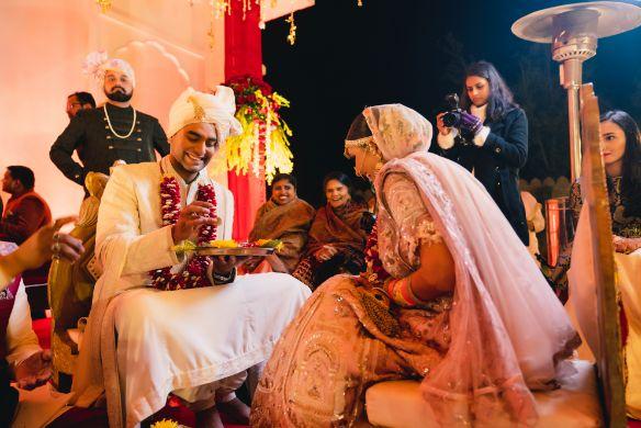 candid captures | Fun Jaipur Wedding