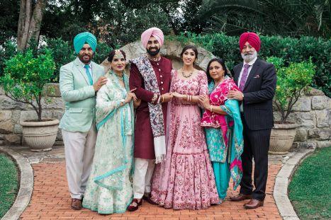 indian wedding family photography ideas