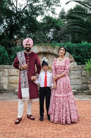 kids at indian weddings | stuuning outfit details