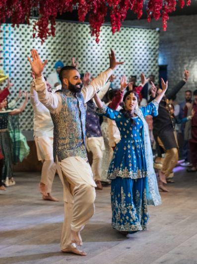 couple dance | sikh wedding
