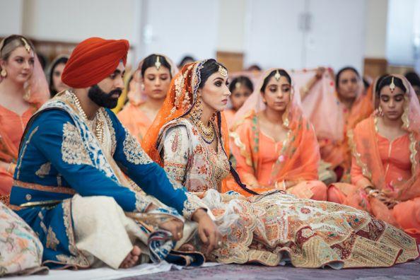 wedding ceremony | sikh wedding | Cutest Surprise Proposal Ideas