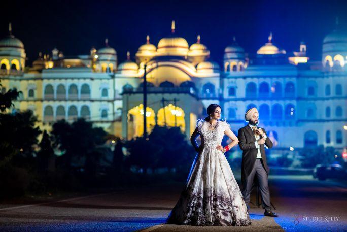 couple photoshoot | Stunning Reception Look