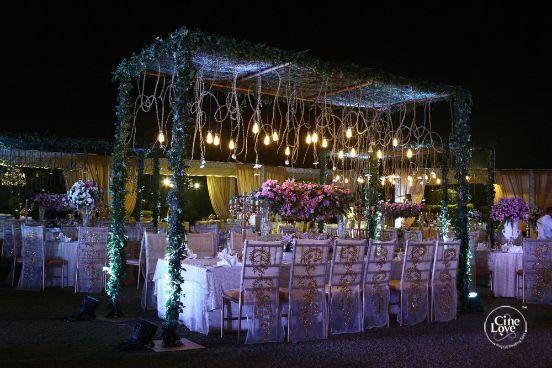 wedding day decor ideas | pink decor ideas | Gorgeous Sabyasachi Lehenga in Pink - Delhi Wedding