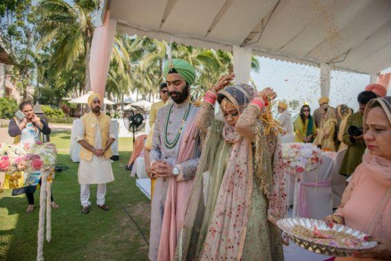 indian weddings | wedding rituals | Beach Wedding in Hua Hin