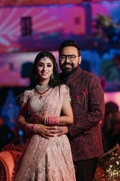 indian couple portrait ideas | Destination Wedding in Udaipur