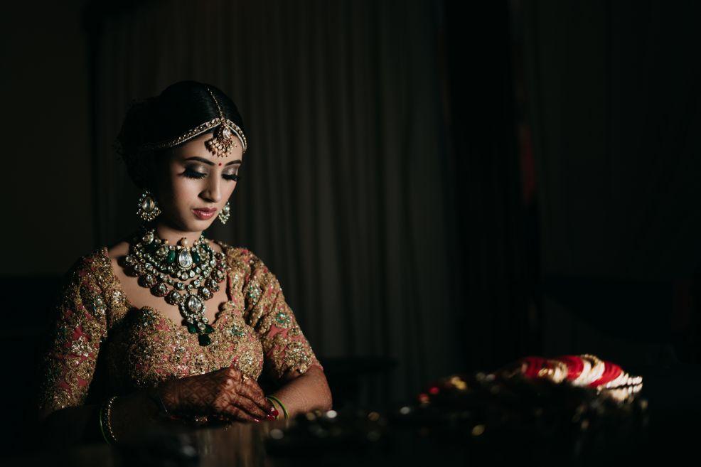 indian bridal jewellery | Destination Wedding in Udaipur