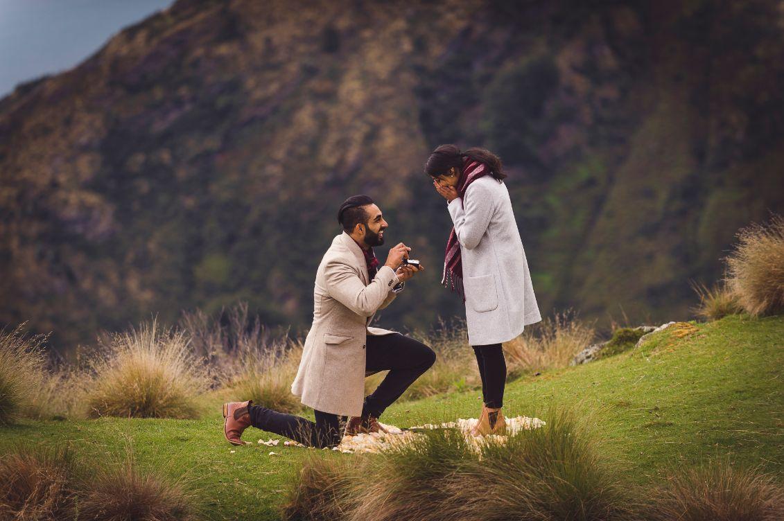 cutest surprise proposal ideas