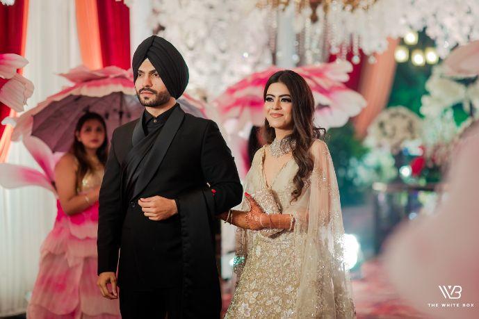 indian wedding engagment ceremony