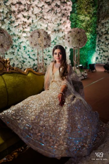 indian bridal poses | engagement day