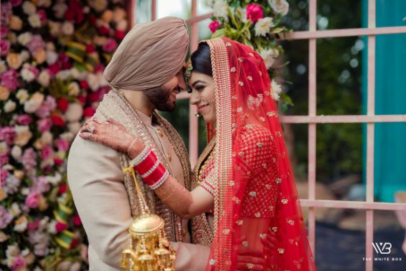 sikh wedding photo poses