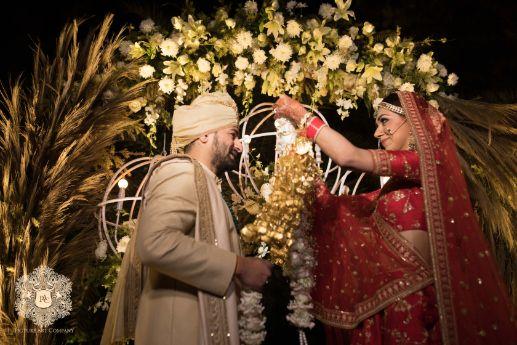 varmala ceremony   indian weddings