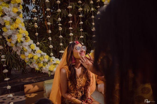sunglasses   haldi post   haldi ceremony