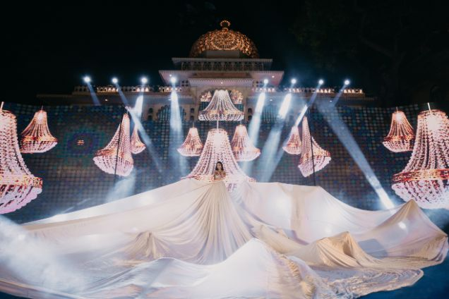dance night | indian wedding functions | Destination Wedding in Udaipur