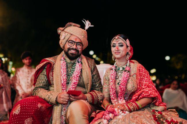 beautiful indian couple | Destination Wedding in Udaipur