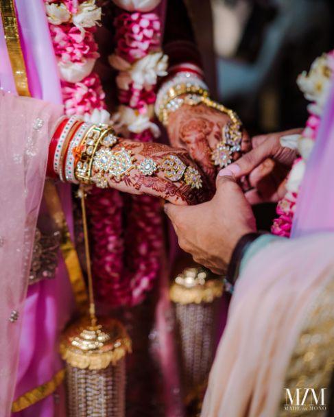 beautiful indian wedding jewellery | Beach Wedding in Sri Lanka