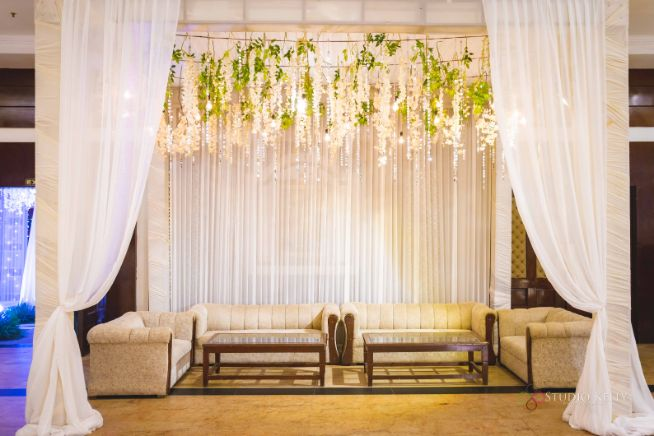 reception stage ideas | Stunning Reception Look
