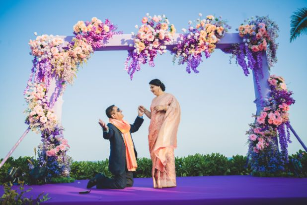 stunning indian wedding decor ideas | Beach Wedding in Hua Hin