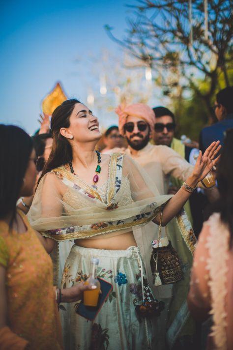 sun | party | dance | Beach Wedding in Hua Hin