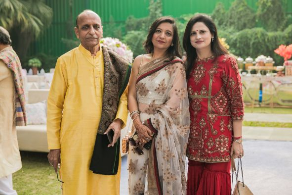 indian wedding guest photography