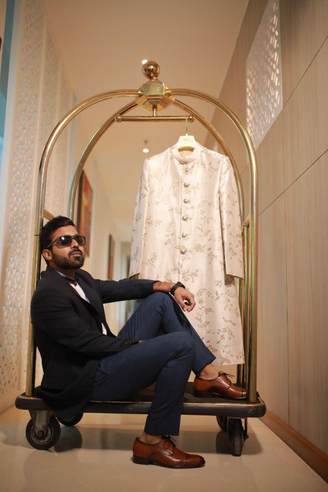 green sabyasachi lehenga | indian bride groom | wittyvows | bridal lehenga | floral wedding | chomu palace