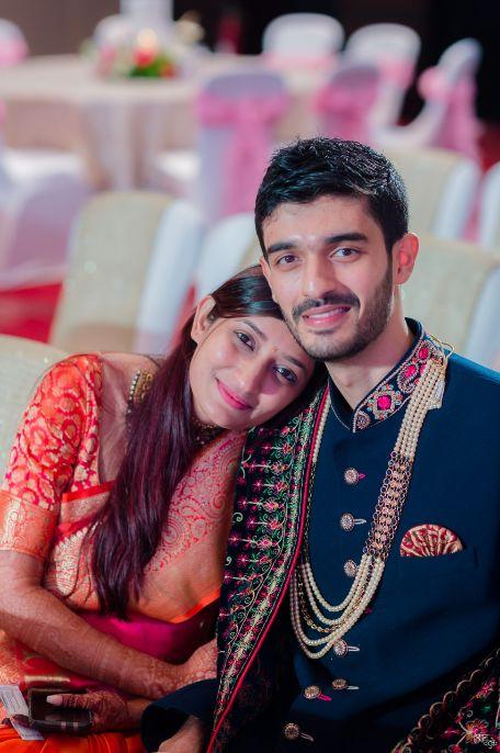 indian couple | indian bride in red saree Designer wedding Lehenga Modern design | mehendi function | henna designs | 2020 weddings |