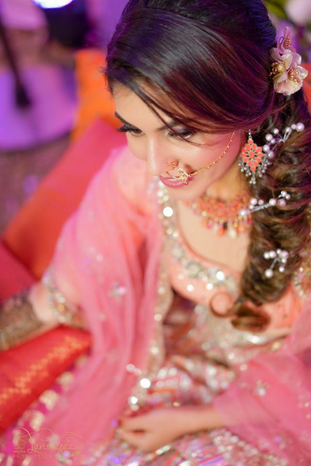bridal mehenid hairstyle   braided hairstyles