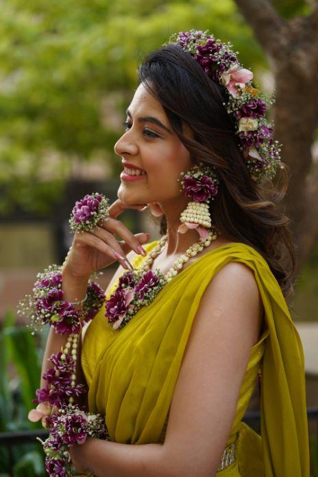 indian photography details | haldi ceremony
