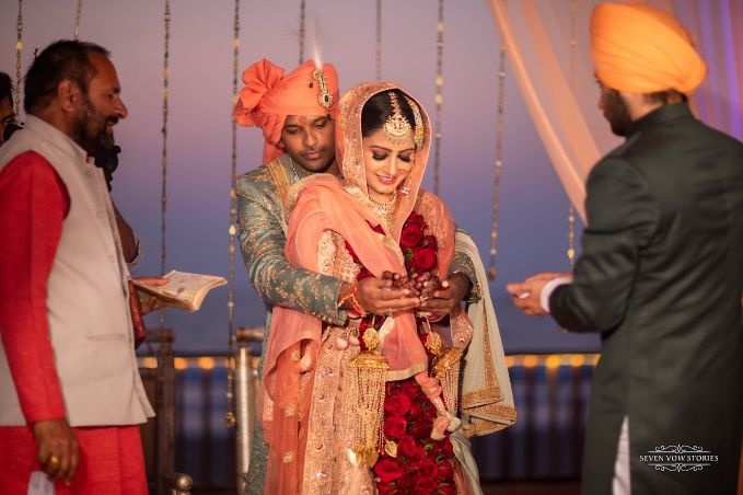 indian wedding rituals | beautiful moments