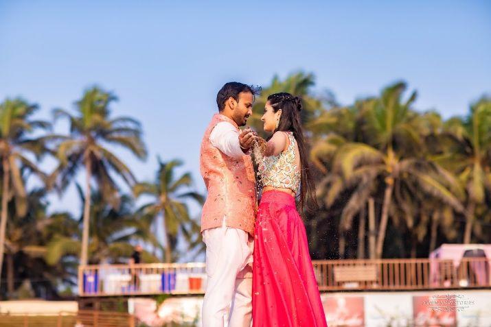 couple photo shoot | mehedi day | Cutest Haldi Ceremony