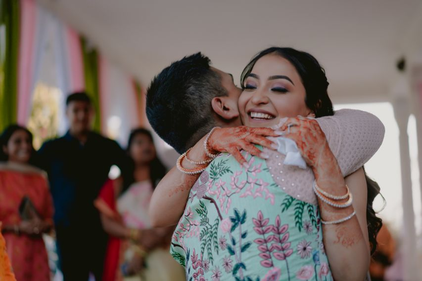couple coyte moments \ hugging couples | destination wedding | haldi function | bridal outfit | rajasthan wedding | haldi moments | indian wedding | big fat indian weddings | indian couple 2020 weddings | #wittyvows #indianbride wittyvows