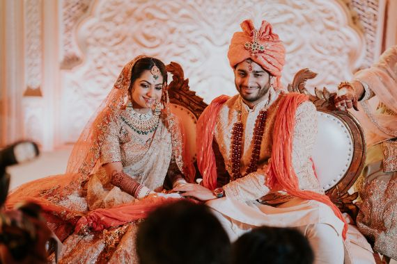 wedding ceremony ritual | Wedding at Ramoji Film City