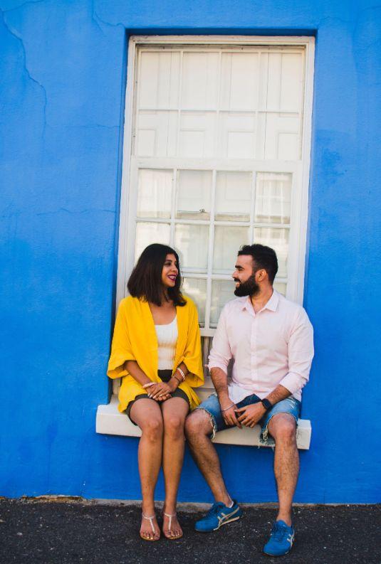 cape town | honeymmon photos | real wedding | indian wedding | delhi wedding  | indian couple honeymoon |#indianwedding #wittyvows #realwedding #pastelwedding #lehenga #honeymoon