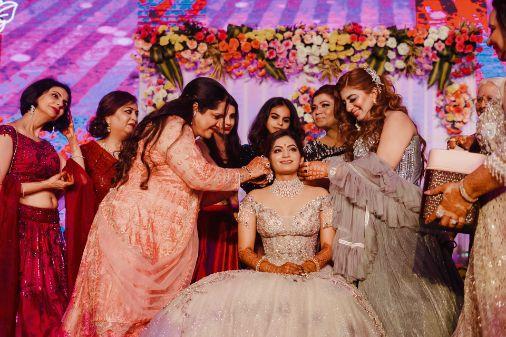 indian wedding rituals   Wedding at Ramoji Film City